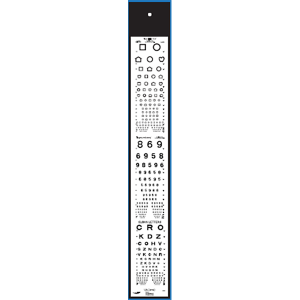 Lea Symbols Numbers and Letters Projector Slide