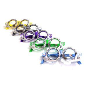 Multi Color Pediatric Trial Frame Set