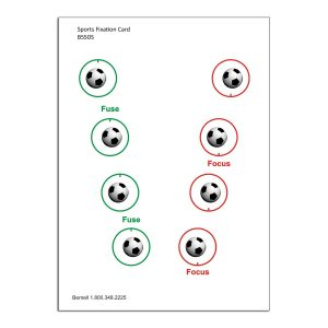 Sports Fixation Cards - Soccer