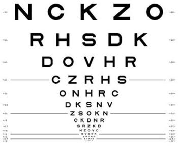 ocuslus - etdrs-charts