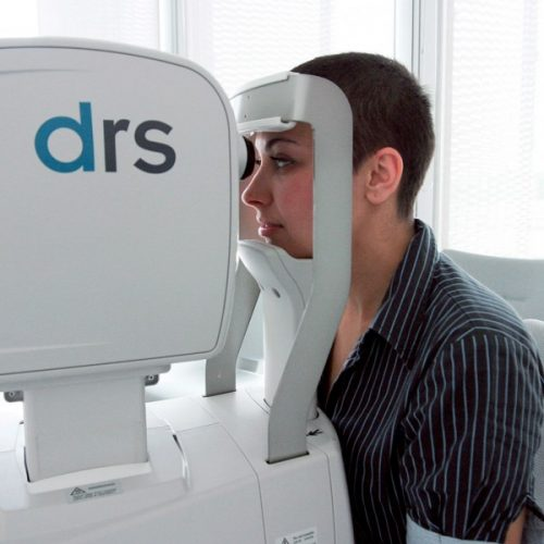 DRS - ophthalmic
