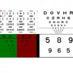 Frey CP200 Large number of acuity test charts