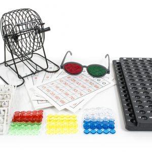 Anti-Suppression Bingo Game Set