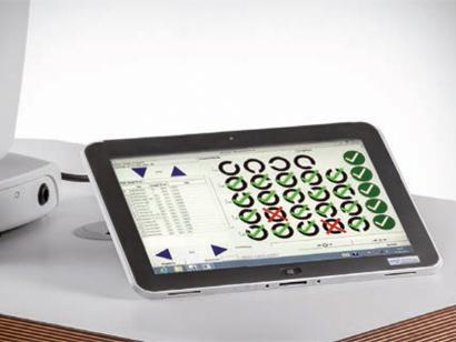 Binoptometer® 4P tablet
