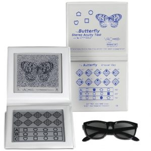 Butterfly Acuity Test with Lea Symbols