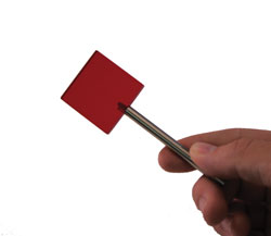 Red Maddox Stick Prism