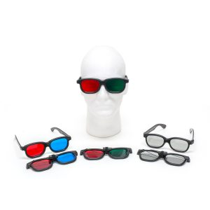 Trial Frame Goggle Set with Elastic Band