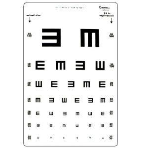Tumbling E Test