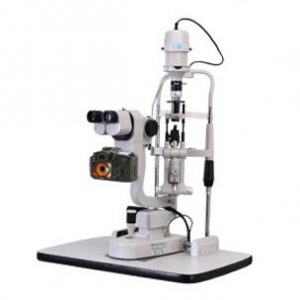 SLM-3 ER Digital Slit Lamp