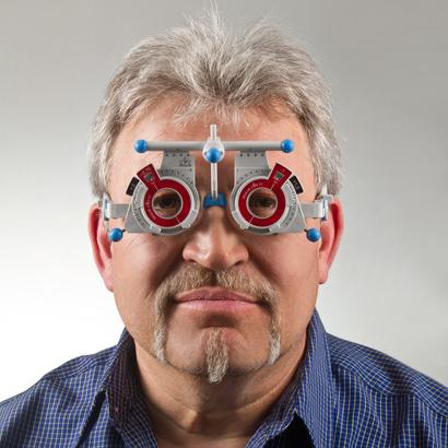 oculus - Universal Trial Frame UB 4